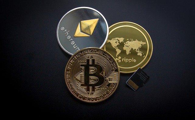 měny krypto 542