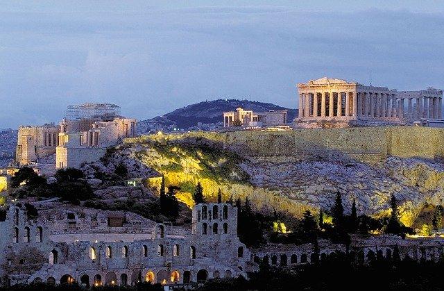 akropolis parthenón