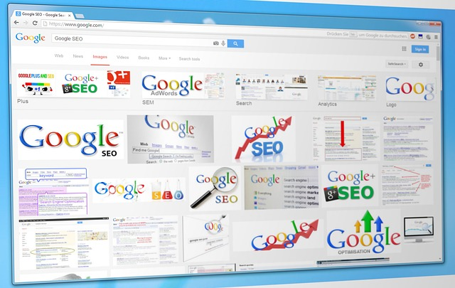SEO Google obrázky